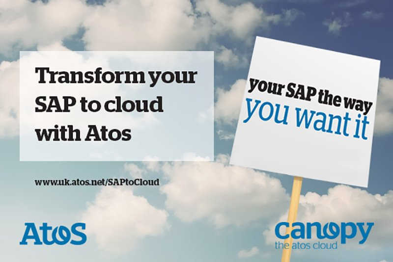 CMFG launch Canopy SAP to Cloud campaign