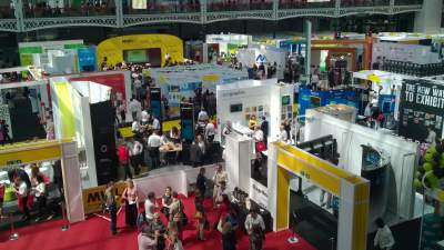 CMFG at Marketing Week Live