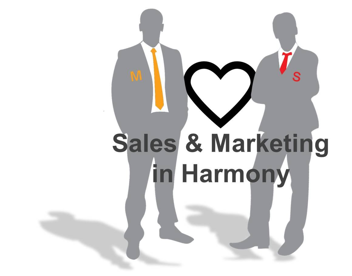 Sales & Marketing in Harmony