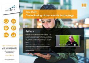 Agilisys - citizen centric technology