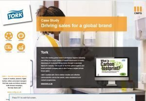 Tork - Driving sales for a global brand
