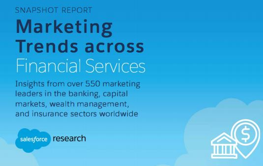 Marketing Trends in Financial Services
