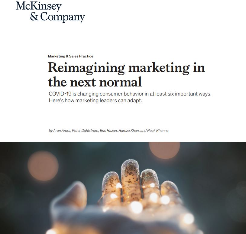 Marketing in the new normal – 6 key changes